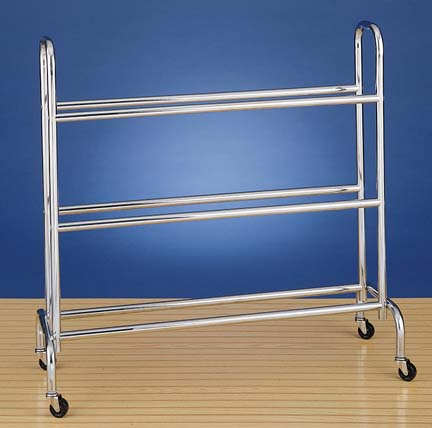 3 Tier Basketball Ball Rack (12 Ball Capacity)