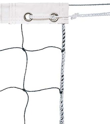 32' x 3' 2.2mm Volleyball Net (Set of 2)