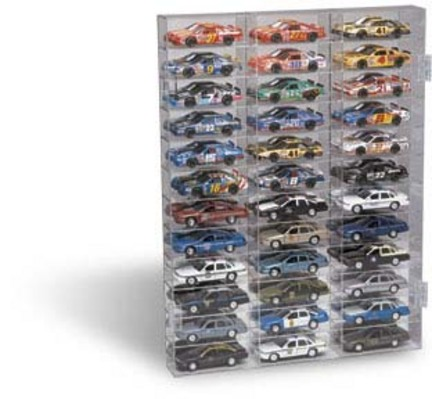36 Slot 1/43 Scale Display Case from Clearwater Displays
