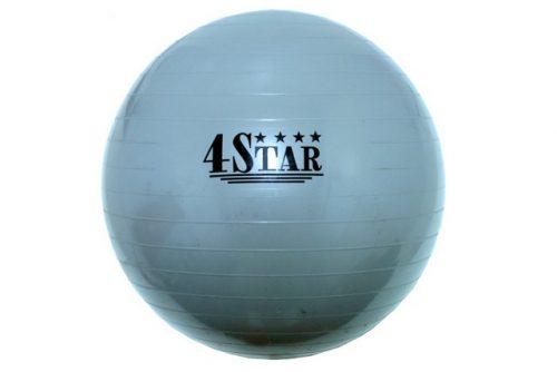 368 Heavy Duty Exercise Ball Balancing Gym & Yoga Grey Ball