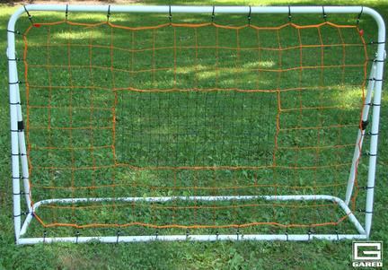 4' x 6' Adjustable Soccer Rebounder
