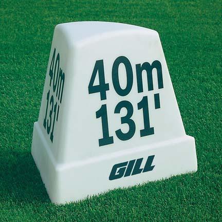 40m, 131' Pacer Distance Marker