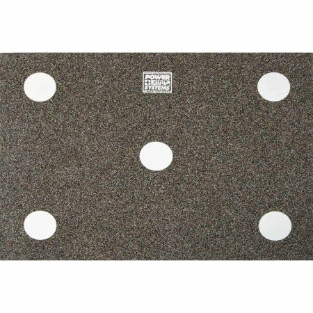 48-1/2L x 36W x 1/2Thick Dot Drill Mat Agility Footwork Trainer