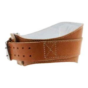 6 Inch Leather Belt - Small