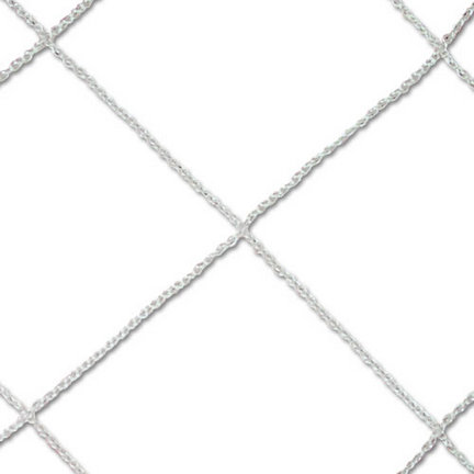 "6'6"" x 12' Club Soccer Goal Replacement Nets - 1 Pair (Net Only)"