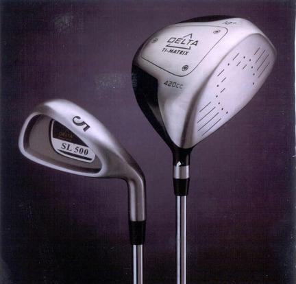 7-Club Golf Club Set