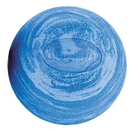 8 in. Posture Ball - Marble Blue