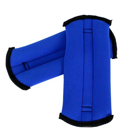 9430 Blue Colored Wrist Ankle Weights 3 Lbs