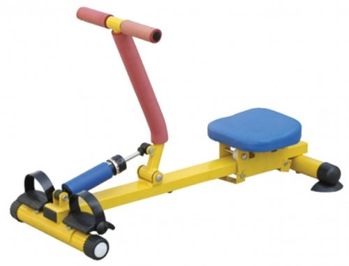 A+ Childsupply G6004 Metal and Plastic Rowing Machine