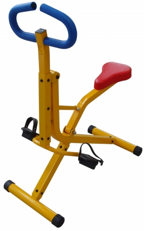 A+ Childsupply G6010 Plastics and Foam Exercise Bike