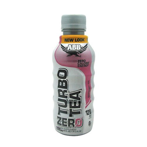 ABB 558999 18 oz Turbo Zero Rasp Tea - 12 Count