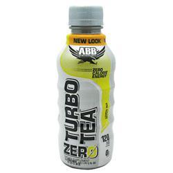 ABB 559000 18 oz. Turbo Tea Zero Lemon 12 Per Case