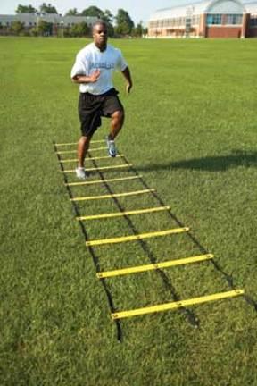 ABC2 Agility Ladder Training Aid