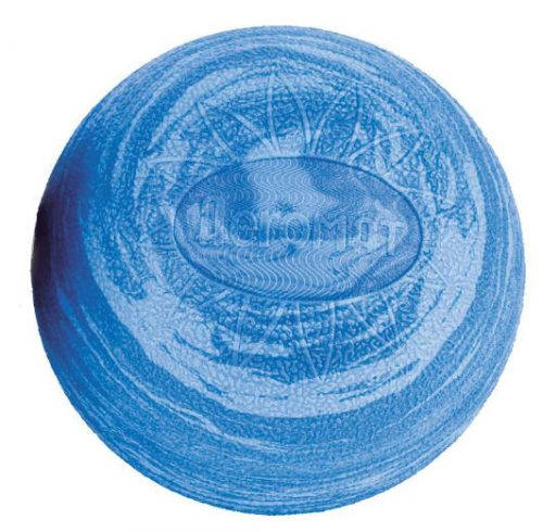 AGM Group 35261 8 in. Posture Ball - Marble Blue
