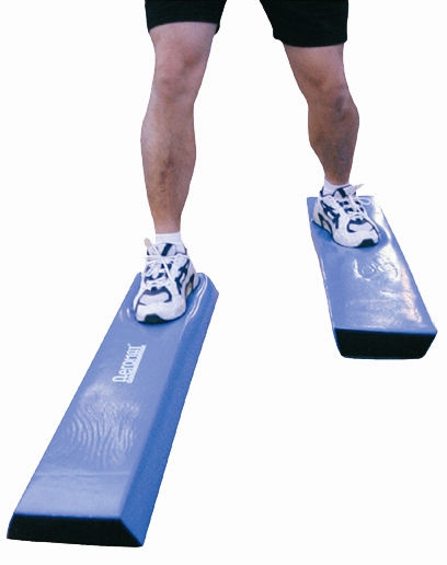 AGM Group 73810 Elite Balance Beams - Blue