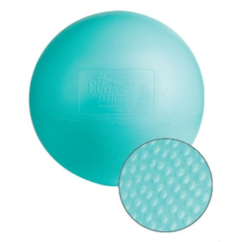 AGM Group 85501 55 cm EcoWise Fitness Ball - Honeydew