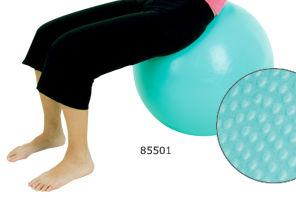 AGM Group 85501-Bulk 55 in. EcoWise Fitness Ball Bulk - Honeydew