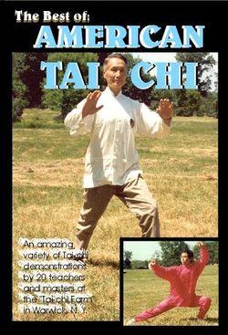 AV-EDU2000 754309082785 The Best of American Tai-Chi with Master Bob Klein