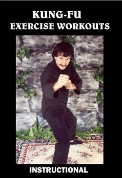 AV-EDU2000 754309083140 Kung-Fu Exercise Workouts with Master Bob Klein