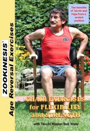 AV Edu2000 754309079235 ZOOKINESIS - Age Reversal Exercises - Chair Exercises for Flexibility and Strength
