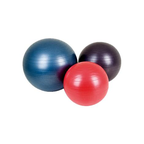 AeroMat 38102 65 cm Fitness Ball Dark Purple