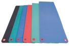 Aeromat 1320772 Elite Workout Mat With Eyelets 48 x 20 x 0.5 Blue