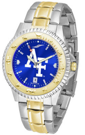Air Force Academy Falcons Competitor AnoChrome Two Tone Watch