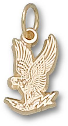"Air Force Academy Falcons ""Falcon"" 1/2"" Charm - 14KT Gold Jewelry"