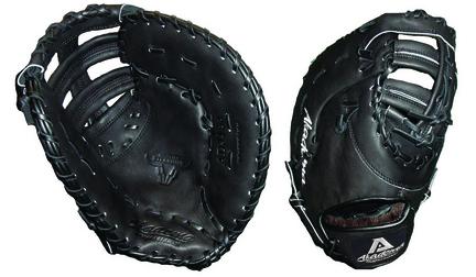 "Akadema Professional 12.5"" ProSoft Design Series First Base Baseball Glove (Single Post Double Bar Web)"