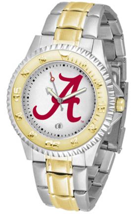 Alabama Crimson Tide Competitor Two Tone Watch