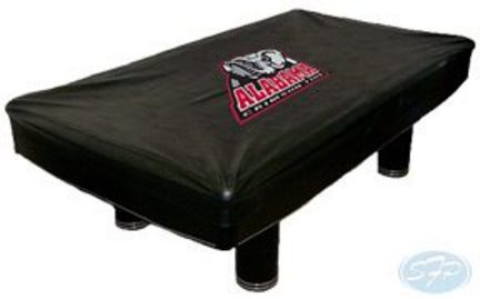 Alabama Crimson Tide MVP Universal Fit Billiard Table Cover