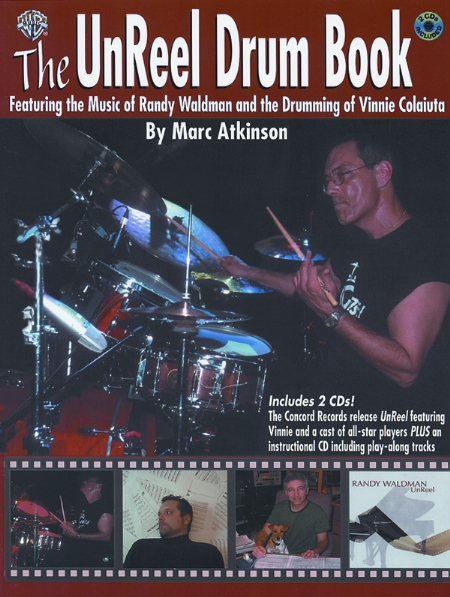 Alfred 00-0730B The UnReel Drum Book - Music Book