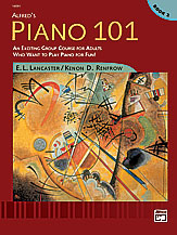 Alfred 00-14591 Piano 101- Book 2 - Music Book