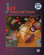 Alfred 00-16629 Jazz Theory and Practice - Music Book