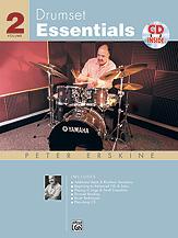 Alfred 00-20801 DRUMSET ESSENTIALS V2-BK&CD ERSKINE