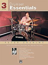 Alfred 00-21464 DRUMSET ESSENTIALS V3-BK&CD ERSKINE