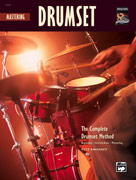 Alfred 00-22680 Complete Drumset Method- Mastering Drumset - Music Book