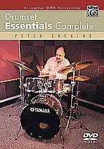 Alfred 00-23879 DRUMSET ESSENTIALS COMP-DVD ERSKINE