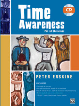 Alfred 00-24438 TIME AWARENESS FOR MUSICN-BK&CD