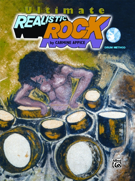 Alfred 00-27750 Ultimate Realistic Rock Mega Pak - Music Book
