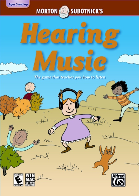 Alfred 00-30539 Creating Music Series- Hearing Music - Music Book