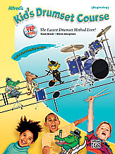 Alfred 00-31485 Kid s Drumset Course - Music Book