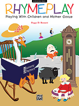 Alfred 00-32814 RhymePlay - Music Book