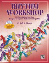 Alfred 00-38270 RHYTHM WORKSHOP-BK&CD