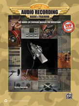 Alfred 00-38882 AUDIO RECORDING BASIC TRAIN-BK&DVD