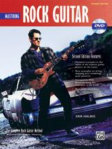 Alfred 00-39333 ROCK MASTER GTR 2ND ED-BK&DVD