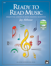 Alfred 00-40031 READY TO READ MUSIC-BK&DATA CD