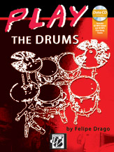 Alfred 00-45927 Play the Drums