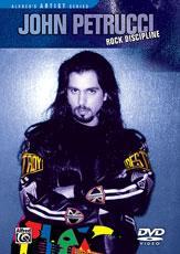 Alfred 00-904154 John Petrucci- Rock Discipline - Music Book