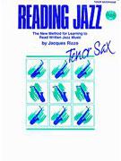Alfred 00-SB273CD Reading Jazz - Music Book
